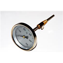 Termometer za dimne pline do 500°C - L = 140 mm